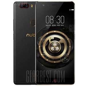 Nubia Z17 Lite 4G Phablet Global Version - BLACK GOLD 215141901