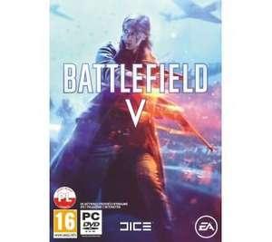 Battlefield 5 za darmo przy zakupie kart NVIDIA.