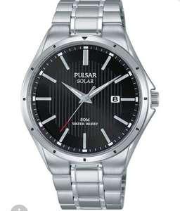 Zegarek solarny Pulsar Gents Solar Powered Dress Watch - PNP PX3117X1