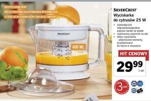 Wyciskarka do cytrusów - Silver Crest - Lidl - od 07.01.18