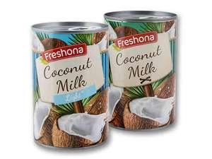 Mleczko kokosowe 400ml LIDL