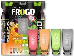 Frugo 2x500 ml w zestawie ze szklanką