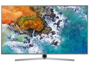 """TV 55"""" 4K Ultra HD Samsung w neonet"""