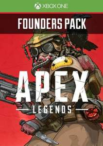 Apex Legends Founder's Pack Xbox One