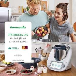 Thermomix raty 0%