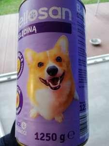 Lidl karma dla psa puszka 1250g