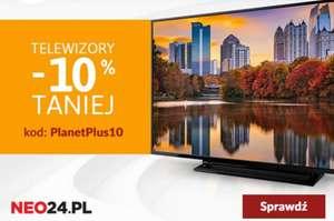 -10% Telewizory w www.Neo24.pl