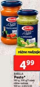 Pesto Barilla 190g/200g Lidl