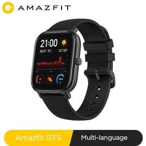 Huami Amazfit GTS (aliexpress) - przesyłka z Chin w 20 dni