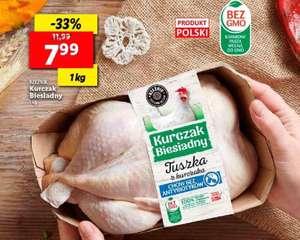 Kurczak Biesiadny bez GMO i antybiotyków w Lidlu.