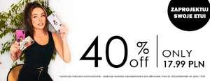 Caseroom 40% zniżki na dowolne etui na telefon