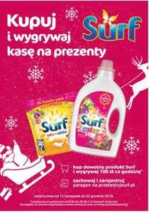 Świąteczna promocja surf