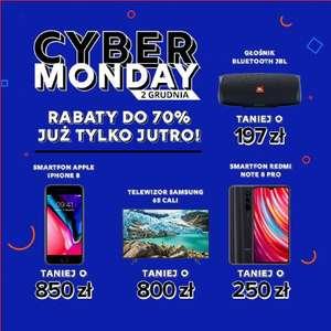 Allegro Cyber Monday Apple iPhone 8 64GB Szary