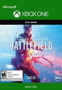 Battlefield 5 Edycja Deluxe (Xbox One) Klucz Xbox Live GLOBALNY