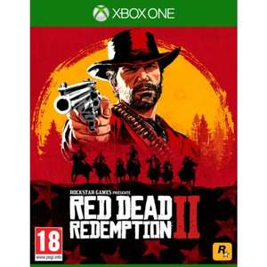 RED DEAD REDEMPTION 2 PO POLSKU XBOX ONE