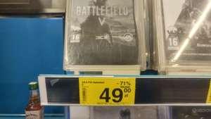Battlefield 5 ps4/xone Carrefour
