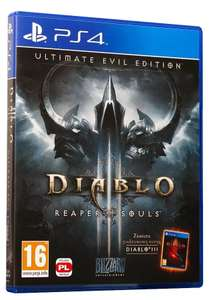 Diablo 3 III Ultimate Evil Edition PS4 - Empik