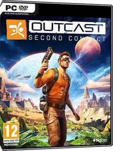 OUTCAST - SECOND CONTACT @ Steam