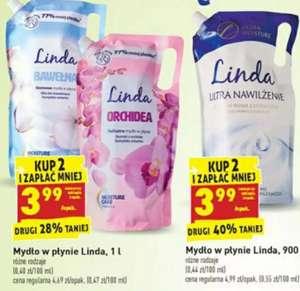 Dobra cena na mydło w płynie w sklepie Biedronka