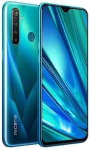 Realme 5 Pro 8/128GB za 216€ / 918zł z przesyłką. Smartfon submarki Oppo. Sklep Realme na Amazon.fr