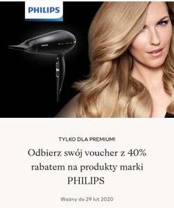 H&M Kod -40% na wybrany produkt Philips