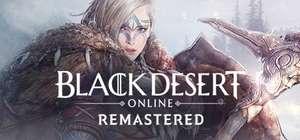 Black Desert Online (prawdopodobnie) za darmo od 27 lutego @ Steam