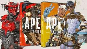 Apex Legends - Edycja Bloodhound oraz Edycja Lifeline. PS4, Xbox One, PC.