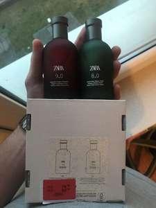 Dwupak perfum Zara 8.0 & 9.0 2x100ML