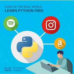 Darmowy kurs Pythona od Cisco