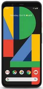 Google Pixel 4 white 64gb €484,76