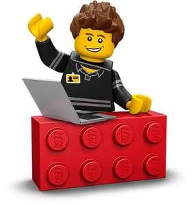 LEGO - Darmowe instrukcje od Warrena Elsmore'a.