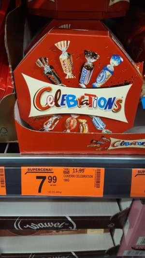 Cukierki Celebrations 186g @Biedronka