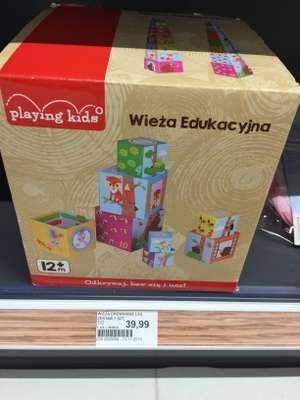 Zabawki drewniane po 3,99 Rossmann. Błąd cenowy ?