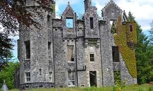 Tytuł Lorda / Lady z prawem własności do ziemi Dunans Castle