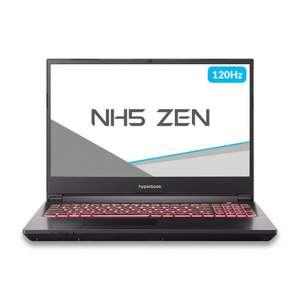Hyperbook Ryzen 3900X+ RTX2060+ maseczka +raty0% =pierwszy laptop multi renderujący 12rdzenie+ RTX