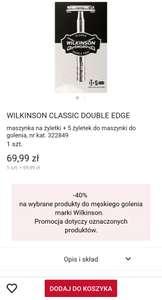 Wilkinson classic double edge
