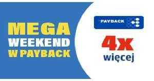 Payback rabat -10% na Karty Podarunkowe RTV Euro AGD + 4x więcej punktów za zakupy na euro.com.pl
