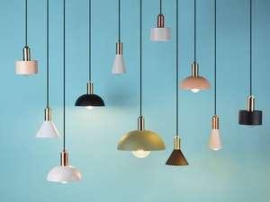 Lampy wiszące na beliani.pl - wyprzedaż