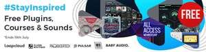 Trzy pluginy muzyczne do programów DAW