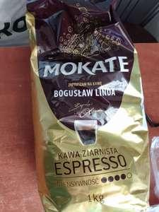 Kawa Mokate ziarnista 1kg