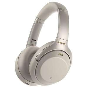 Słuchawki nauszne SONY WH-1000XM3S @MediaExpert