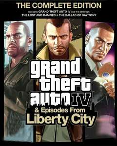 Grand Theft Auto IV: Complete Edition [PC] @ Eneba