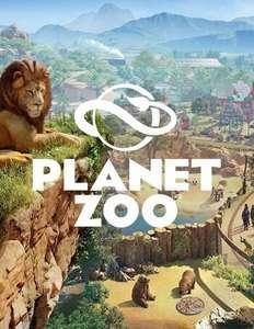 [PC] Planet Zoo Steam Key @Eneba