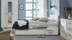 10% zwrotu kwoty wydanej na materace i łóżka Ikea Family