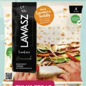 [Aldi] Lawasz (tortilla/chlebek) 520g za 4.49 zł