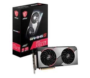 MSI Radeon RX 5700 XT GAMING X 8GB GDDR6 karta graficzna + voucher na gry za darmo na x-kom