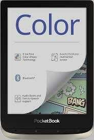 Pocketbook Color 633 czytnik ebooków + etui