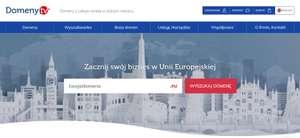 Domena .eu w promocyjnej cenie 67,59 brutto na 10 lat !