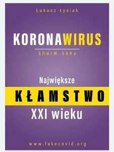 Koronawirus - Największe kłamstwo XXI wieku - darmowy ebook PDF