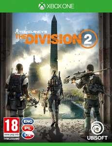 Tom Clancy's The Division 2 (Xbox One) PL sklep